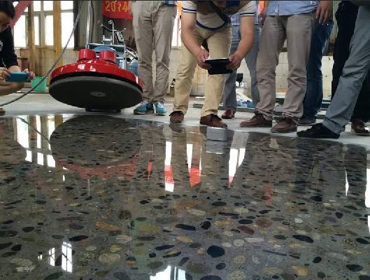 PROFLOOR™ Polished Concrete